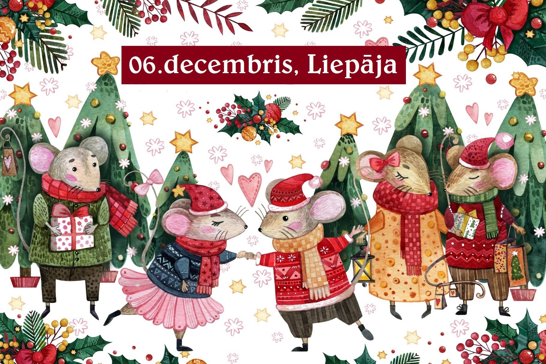 GREAT WINTER fair in Liepaja