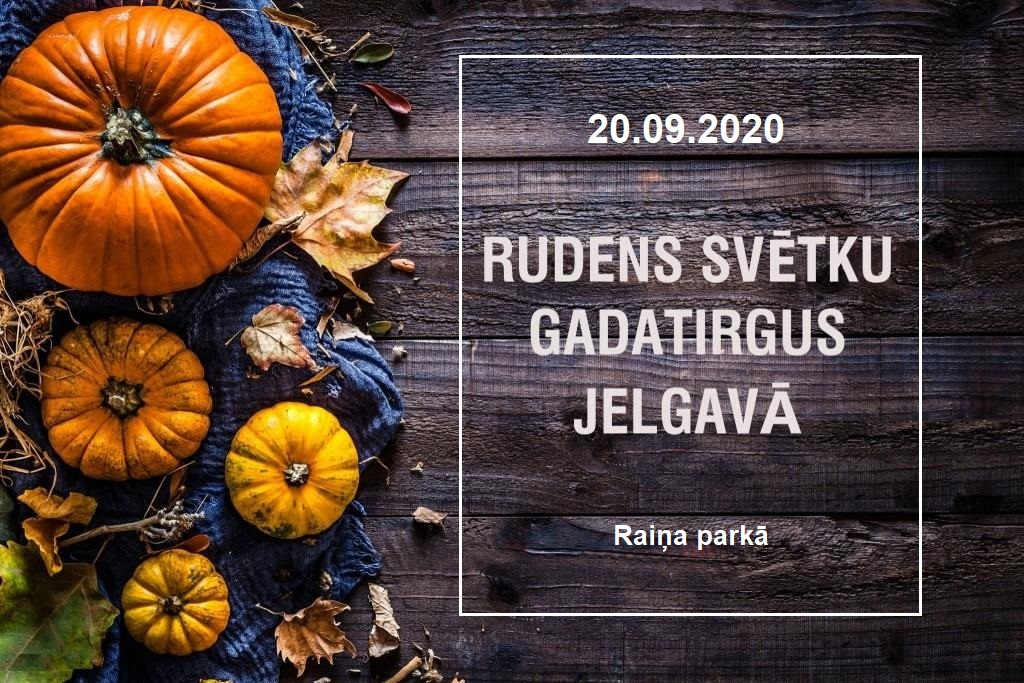 Autumn Festival Fair in Jelgava