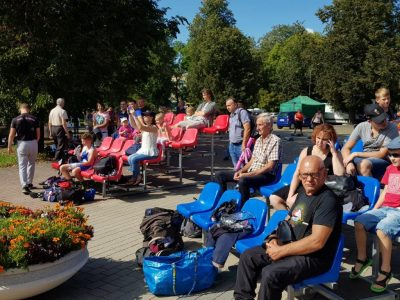 SPORTA svētku gadatirgus 31.08.2019, Daugavpils