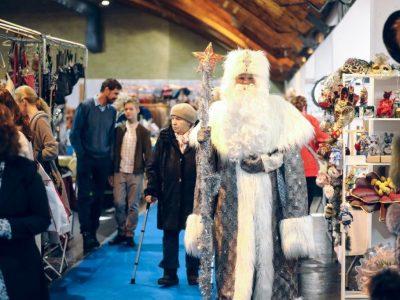 ZIEMAS svētku gadatirgus 21-22.12.2019, Rīga