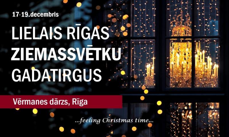 Lielais Rīgas Ziemassvētku gadatirgus Nr.1