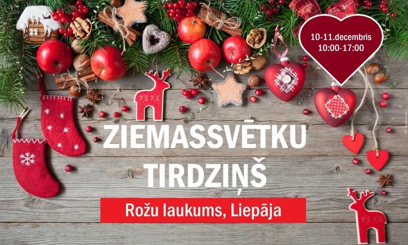 Ziemassvētku tirdziņš Liepājā